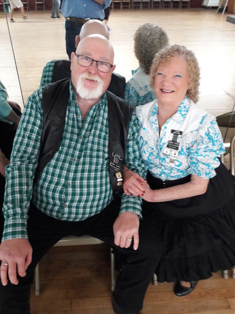 Linda & Leonard