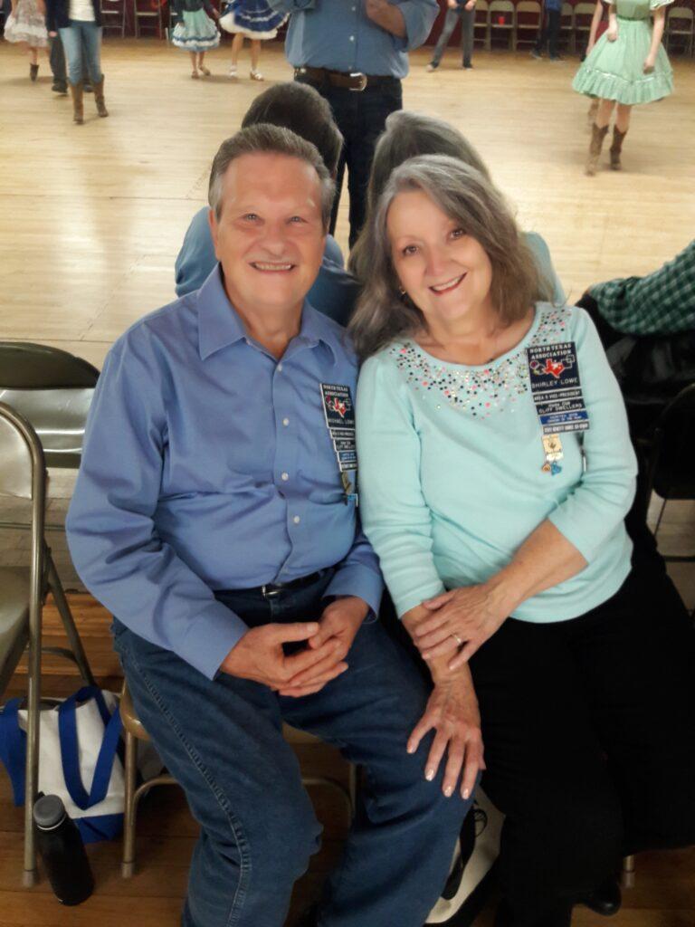 Shirley & Michael